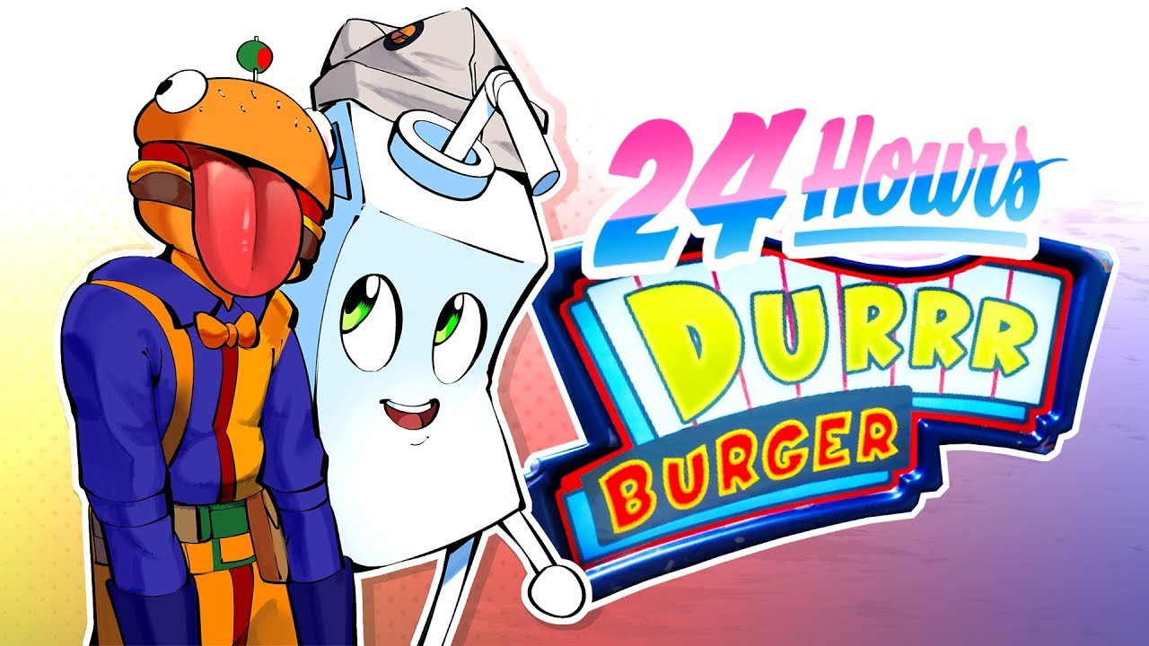 working-24-hours-straight-at-durr-burger-in-fortnite