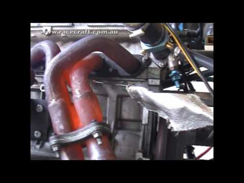Lotus K Series Engine Test