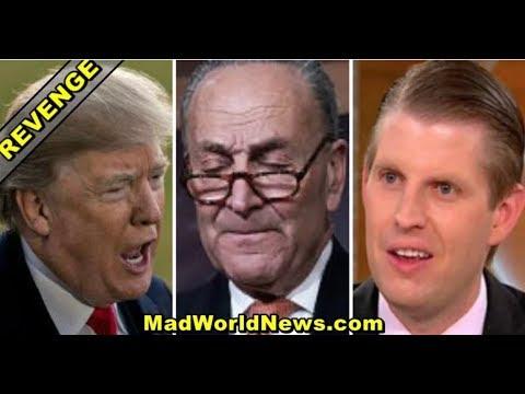 Download Youtube: AFTER DEMOCRATS BLAME POTUS FOR SHUTDOWN TRUMP UNLEASHES SCHUMER'S WORST NIGHTMARE!
