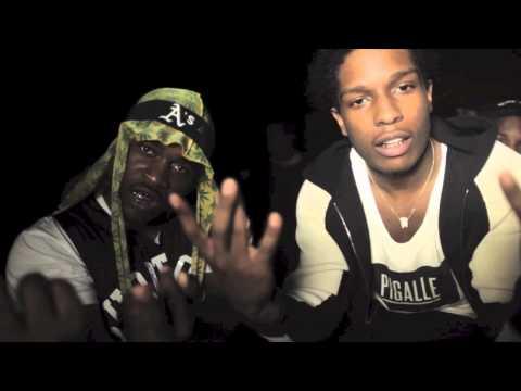 A$AP Rocky & A$AP Ferg - Max Julien (Prod. by A$AP Ty Beats)