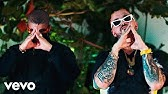 J. Balvin, Bad Bunny - QUE PRETENDES (Official Video)