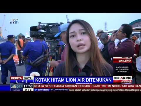 Basarnas Temukan Perosotan Darurat Lion Air JT-610