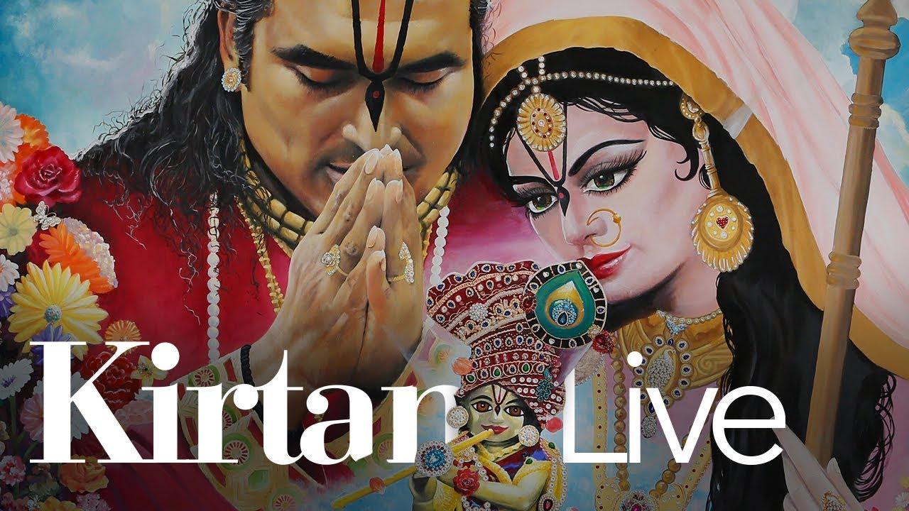 Giridhari Ashtakam | Kirtan Live
