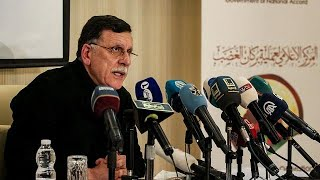 Libya's Tripoli government denounces latest 'coup' by Khalifa Haftar