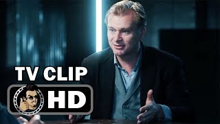 "JAMES CAMERONS THE STORY OF SCIENCE FICTION Official Clip ""Christopher Nolan"" (HD) AMC Series"