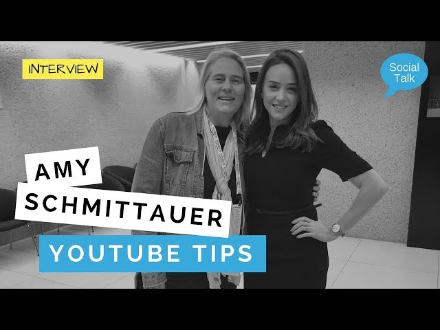 YouTube Tips Van Amy