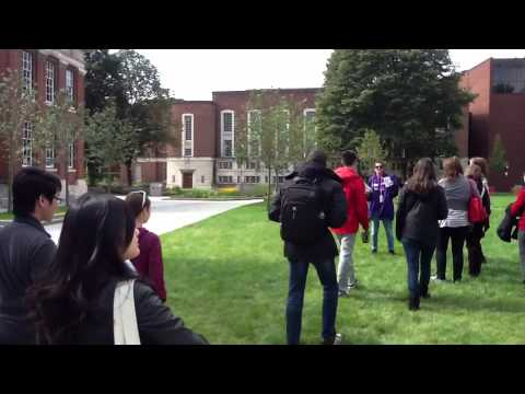 Campus Tours At The University Of Manchester