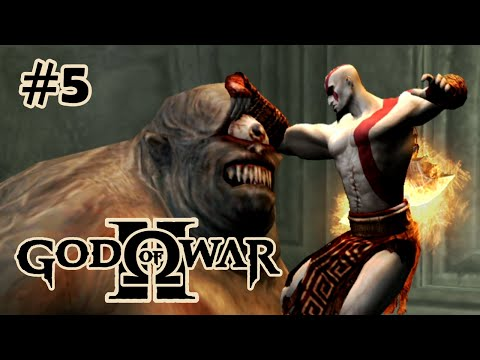 God of War 2 - Olho do Ciclope #5
