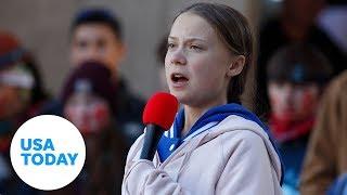 Greta Thunberg's speech in Denver, Colorado | USA TODAY