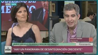 Chile y Bolivia: las nuevas crisis, ¿nuevo giro a la izquierda o crisis de crecimiento?