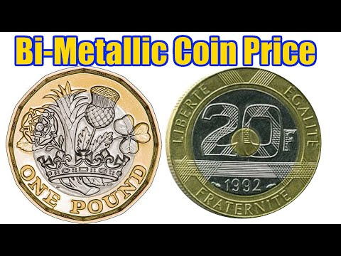 Bi Metallic Coin Price