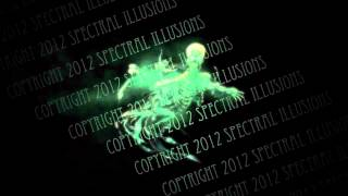 """Restless Spirit"" by Spectral Illusions"
