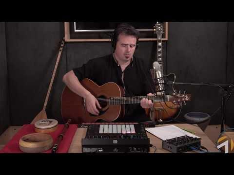 """""""Macha"""" - performance acoustique live avec le Push 2 par Xavier Collet"""