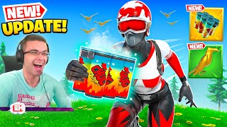 Everything you missed in the NEW Fortnite Update!