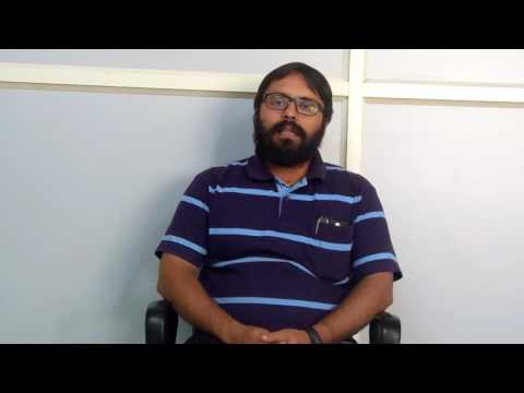 Mr Rohit Sujit Banerjee, Phd Scholar: Express the feeling about IUJ and its PhD Program