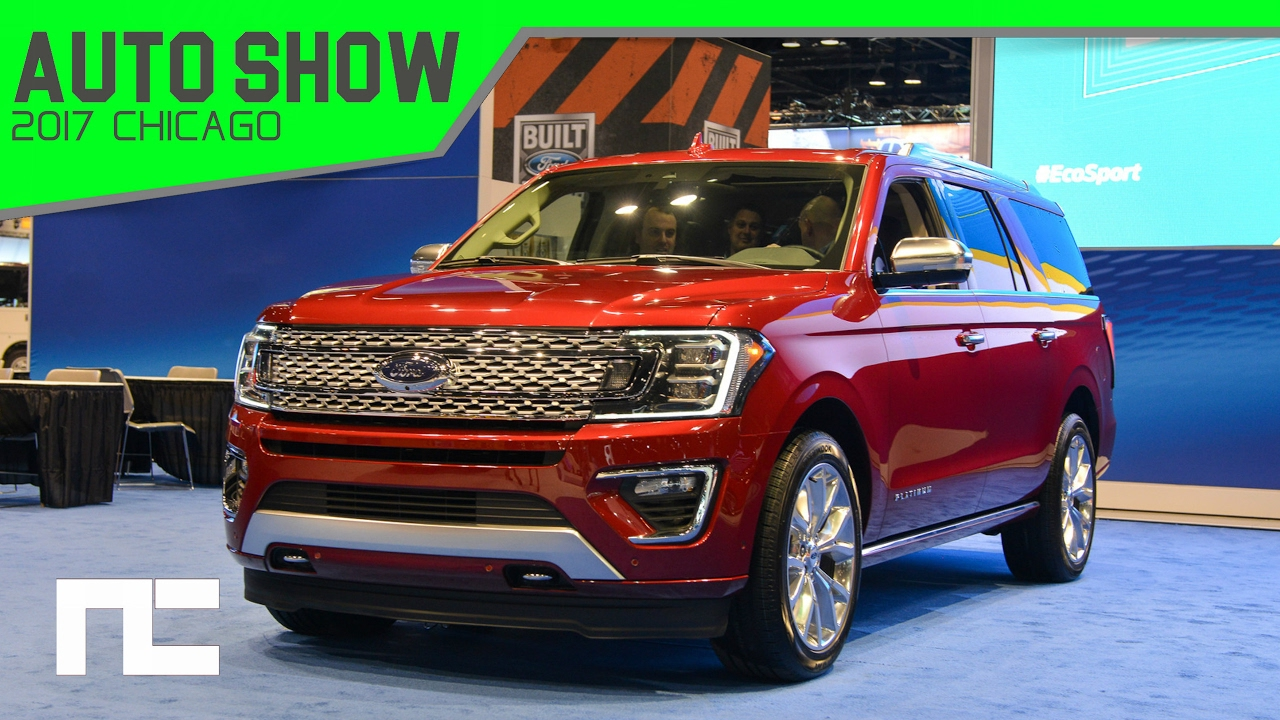 2018 Ford Expedition Adopts Aluminum Luxury Design Youtube
