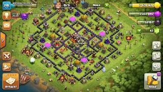 when we should push our trophies in Clash of clans