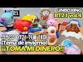 UNBOXING BT21 ¡Tema de invierno! ¡¡TOMA MI DINERO!! vol.4   Argentina viviendo en Corea del Sur