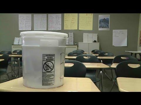 BEARDO - Colorado Public Schools Are Given Go Buckets For Classrooms