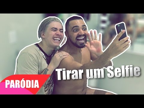 TIRAR UM SELFIE | Paródia LOVE YOURSELF - Justin Bieber