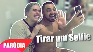 TIRAR UM SELFIE | Paródia LOVE YOURSELF - Justin Bieber thumbnail