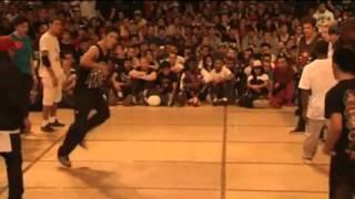 Bboy Bruce Lee (Gamblerz) - IBE 2010 (HD!)