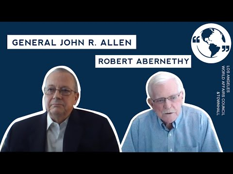 American Leadership in the 21st Century with General John R. Allen