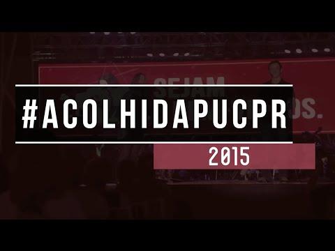 PUCPR - Acolhida aos calouros 2015