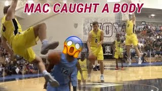 Mac McClung Throws Down POSTER In Second Game With Georgetown! Goes Off For 39 POINTS!