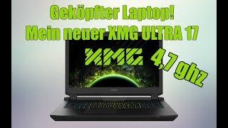 Geköpfter Laptop! Mein neuer XMG ULTRA 17