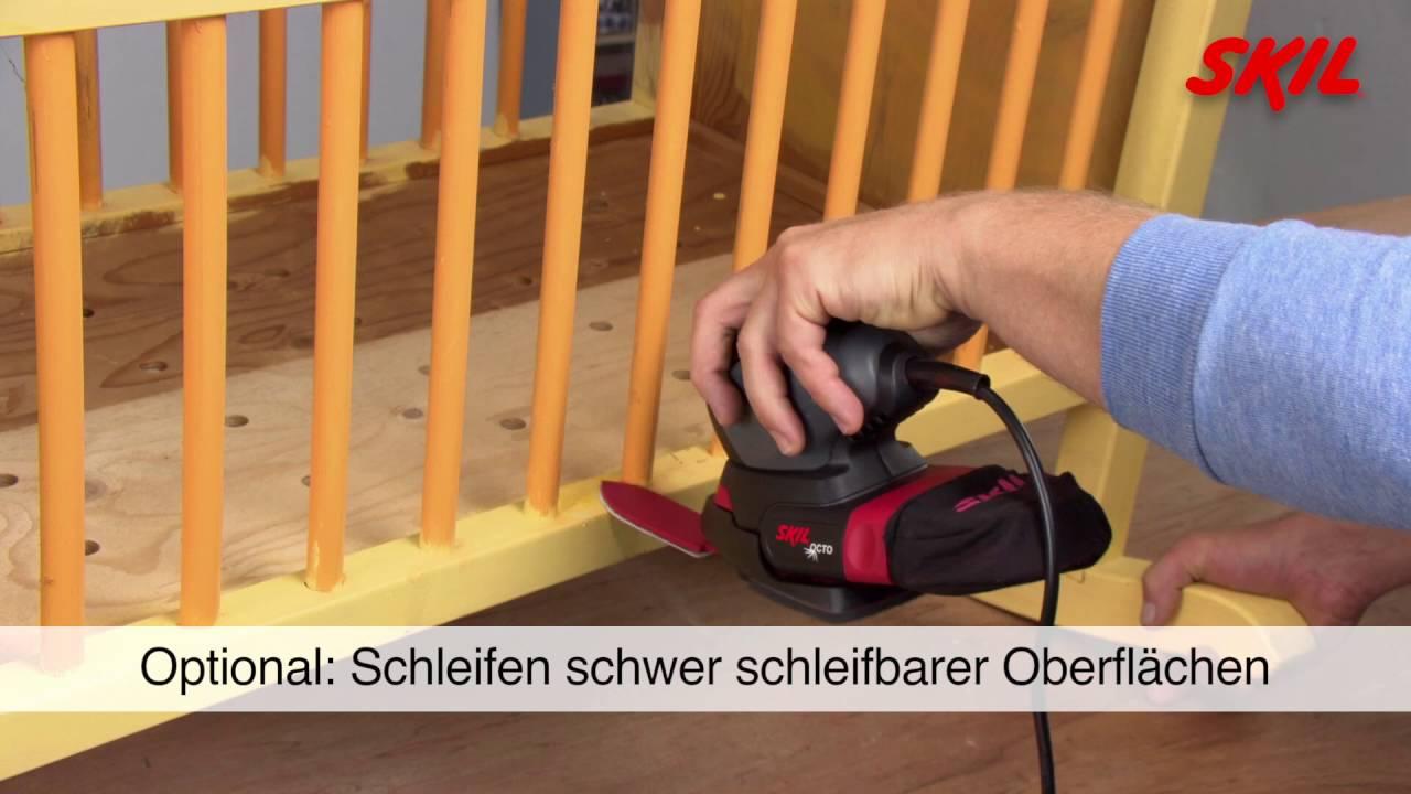 Popular Welche Art von Schleifer braucht man für welche Arbeiten? - YouTube XY74