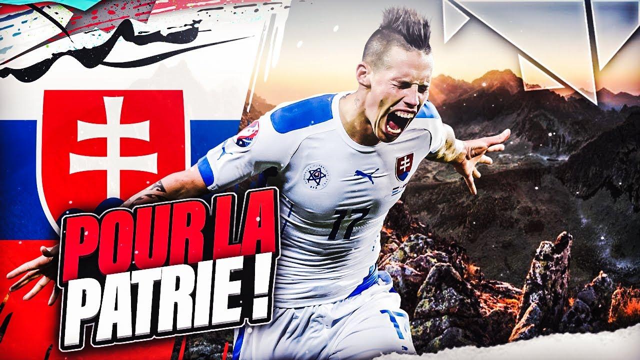 FIFA 20 | POUR LA PATRIE - SLOVAQUIE