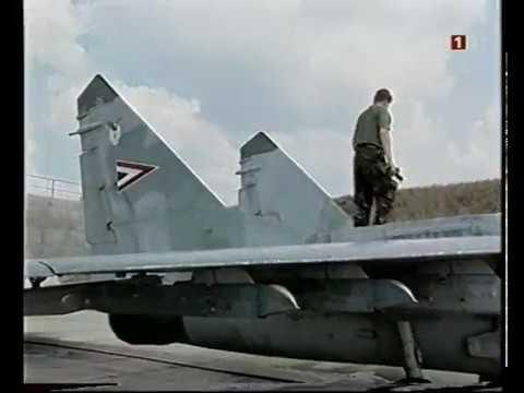 Őrjárat - MIG-29 es pilóták élete [Magyar Televízió - TVrip VHS]