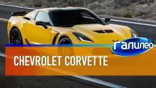 Галилео | Chevrolet Corvette - американская мечта из пластмассы