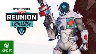 Overwatch Event | Baptiste's Reunion Challenge