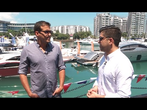 He quit his analyst job to charter a yacht company | CNBC International