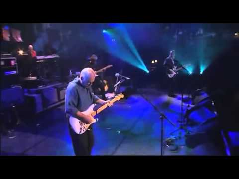 "David Gilmour - live at ""The Fender's 50th Birthday Celebration"""