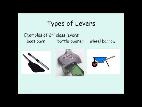Levers and Mechanical Advantage Explained (Quick Physics Review)