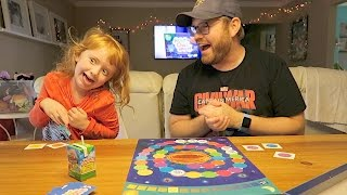 Hoot Owl Hoot - Board Game Review