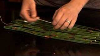 Reed Placemat Green-it-yourself Project