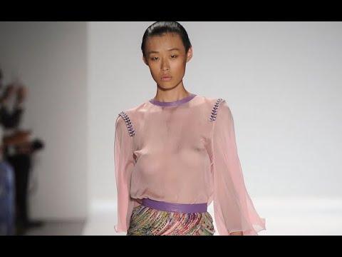 CUSTO BARCELONA Spring 2014 New York - Fashion Channel