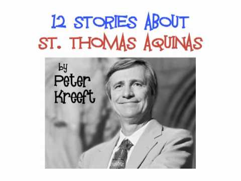 12 Stories About St. Thomas Aquinas - by Peter Kreeft