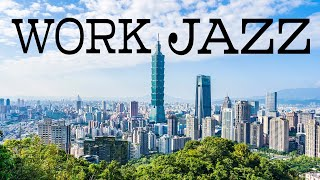 New York City JAZZ - Work & Study Background JAZZ Music for Concentration