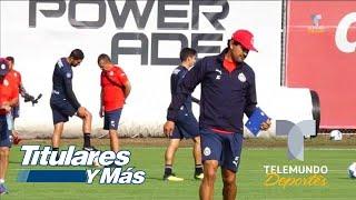 Chivas no reporta ningún lesionado rumbo a su debut en el Mundial de Clubes | Telemundo Deportes