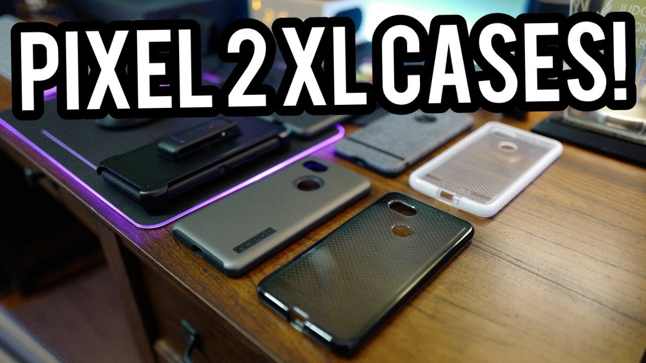 wholesale dealer 22979 4f4c9 Google Pixel 2 XL Case Review: Rugged & Protective from Otterbox, Incipio,  Tech21!