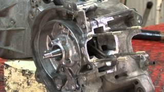 Полная разборка и сборка 2Т мотора скутера