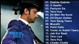 Atif Aslam best 14 Songs (No Ads)