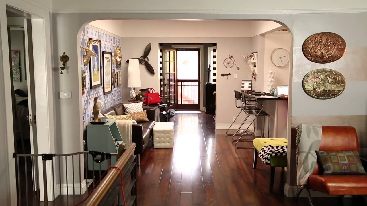 How to Decorate an Archway  Home Design  Decorating  YouTube