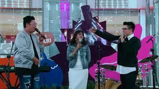 Ricky Cuaca bikin Pecah acara Konser musik,Komedi bgt