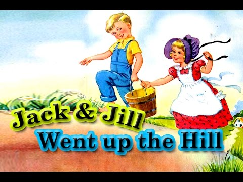 jack and jill english nursery rhyme animated cartoon rhymes for kids wow juniors youtube. Black Bedroom Furniture Sets. Home Design Ideas